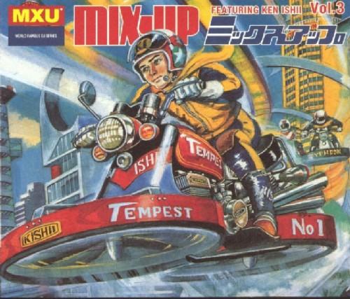 Mix Up Vol 3 Ken Ishii MP3 192kbps Kwayde@TEAM[ preview 0