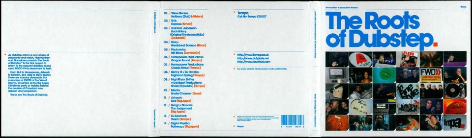 Hatcha vs. Kromestar* DJ Hatcha + Kromestar - 3000 / 300