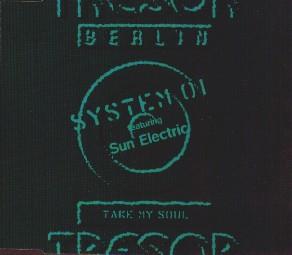 Various - Tresor II - Berlin Detroit - A Techno Alliance