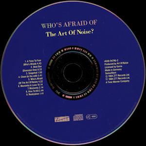 Art Of Noise At Wolfs Kompaktkiste