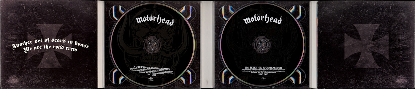 motörhead @ wolf's kompaktkiste