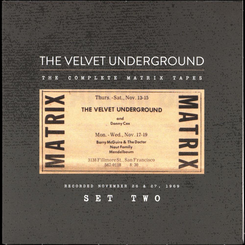 Velvet Underground Wolf S Kompaktkiste