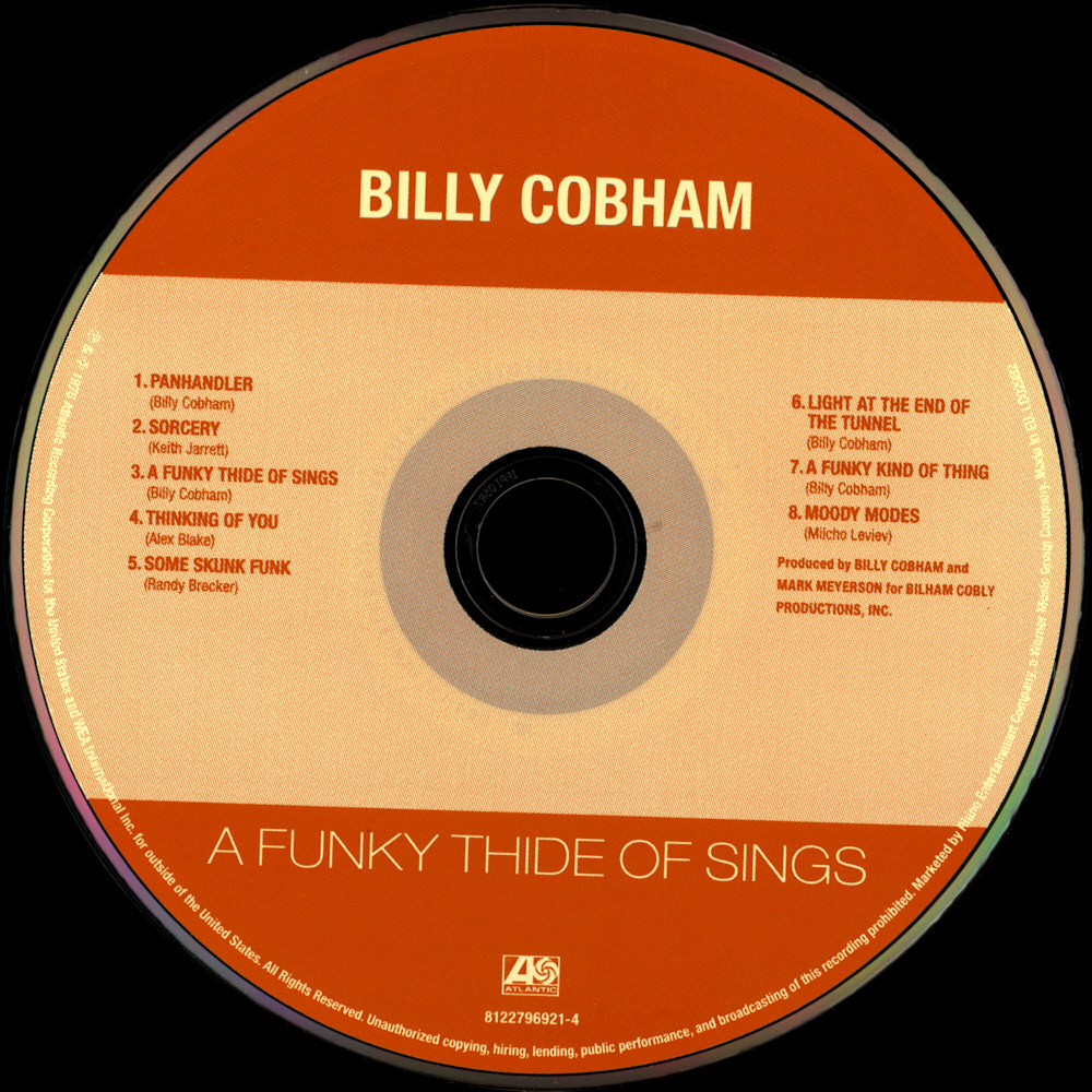 Billy Cobham - Shabazz (Recorded Live In Europe)