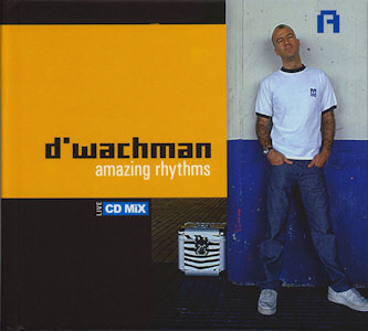D'Wachman and HD Substance Atlético EP