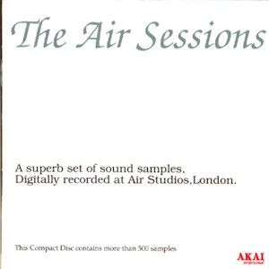 airsessionscd1
