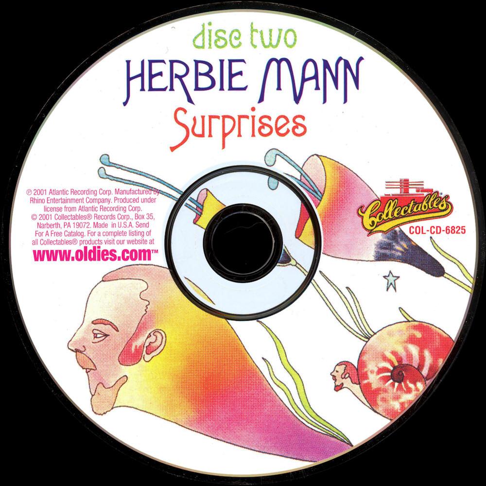 Herbie Mann Waterbed