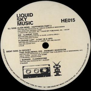 DJ Spooky , DJ Wally , DJ Grazzhoppa , DJ Low - The End Of Utopia