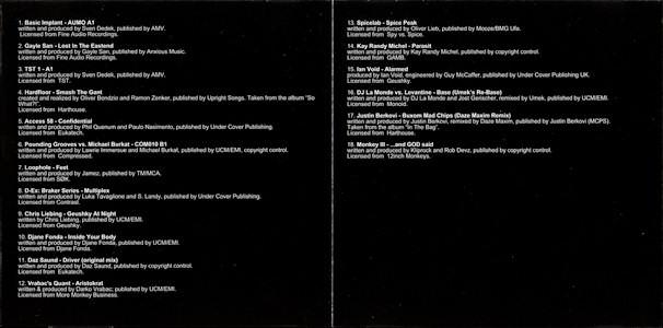 Robert Armani - Circus Bells