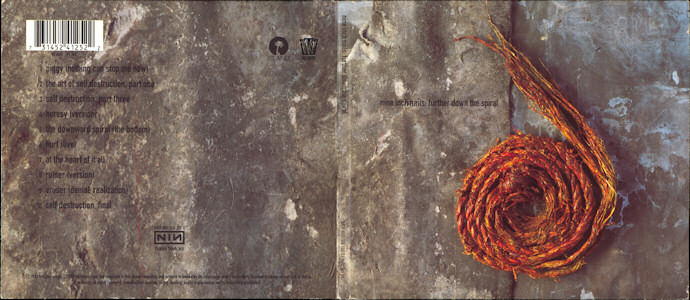 Nine Inch Nails Wolfs Kompaktkiste
