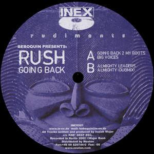 DJ Rush - Lesson I