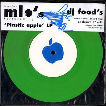 MLO - Plastic Apple