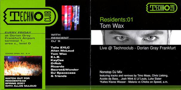 technoclub @ wolf's kompaktkiste