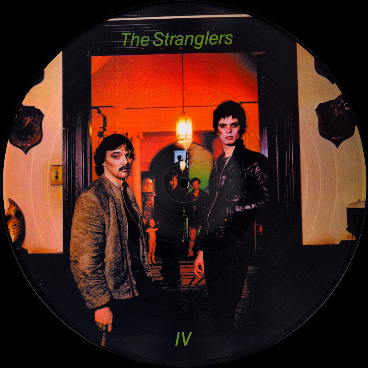 The Stranglers - All The Best The Stranglers