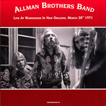 allman brothers band (unofficial releases) @ wolf's kompaktkiste