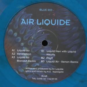air liquide - liquid air