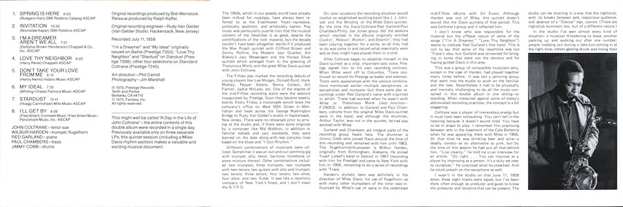 John coltrane 1958 wolfs kompaktkiste john coltrane coltrane time 195919621991 blue note records capitol records cdp 7 84461 2 0777 7 84461 2 5 077778446125 cd stopboris Gallery