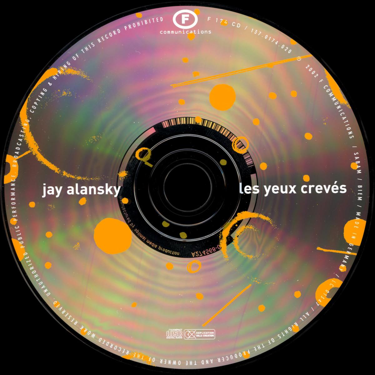 Jay Alanski* Jay Alansky - EP1