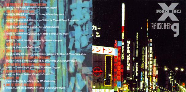 Gene Farris - Revolution 09