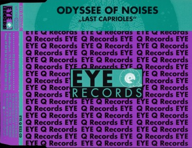 Odyssee Of Noises - Last Caprioles