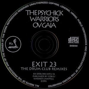 Psychick Warriors Ov Gaia - Psychick Age EP