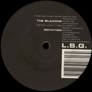 Oliver lieb wolfs kompaktkiste lsg the black series 21 1998 black series recordings superstition efa 62831 6 12 other side the blaxone 855 this side rotation 911 malvernweather Gallery