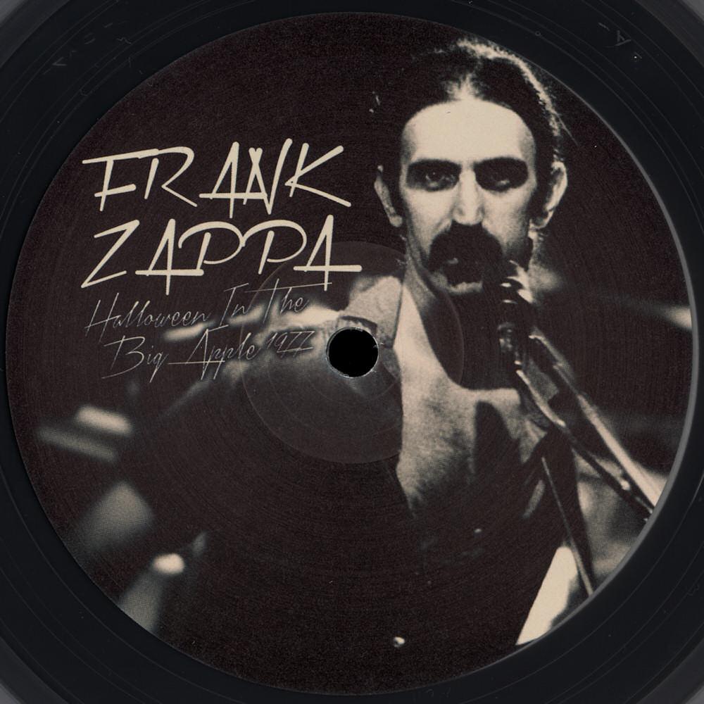 Frank Zappa Unofficial Releases H Wolf S Kompaktkiste
