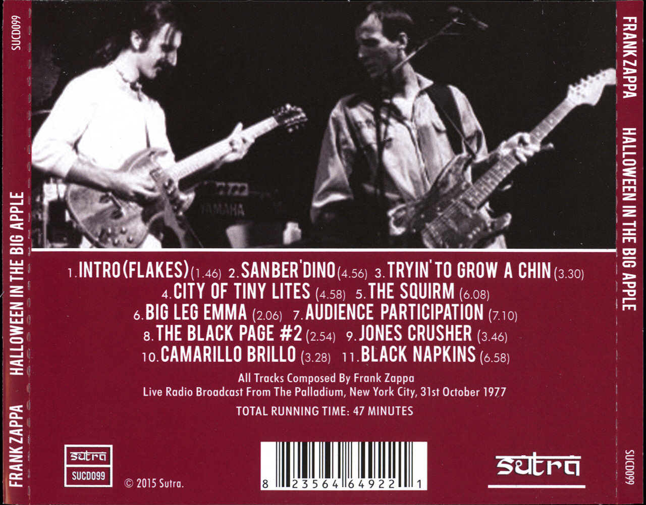 Frank Zappa 1977 Related Keywords & Suggestions - Frank