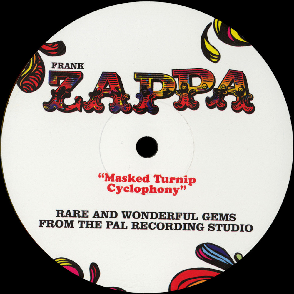 Frank Zappa Unofficial Releases M Wolf S Kompaktkiste