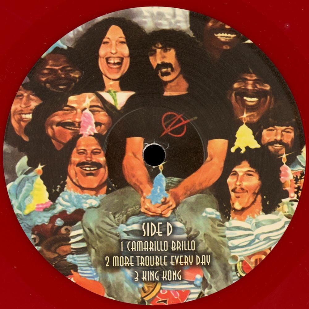 Frank Zappa Unofficial Releases S Wolf S Kompaktkiste